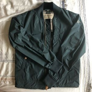 Authentic Men's Burberry Bomber